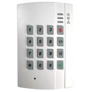 Clavier numérique blanc pour Alarme MyFox