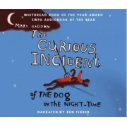 RC 681 The Curious Incident of the Dog in the Night-time -CD by Mark Haddon