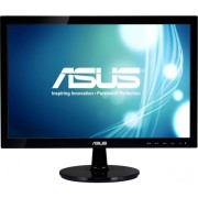 "Monitor TN LED ASUS 18.5"" VS197DE, HD Ready (1366 x 768), VGA, 5 ms, 3 Ani Garantie (Negru)"