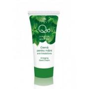 Crema maini anti - imbatranire Q 10 si ceai verde 100 ml Cosmetic Plant