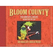 Bloom County: The Complete Library: Volume 4 by Berkeley Breathed