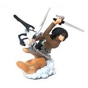 Attack on Titan Capsule Q Characters Figure - Mikasa by Animewild