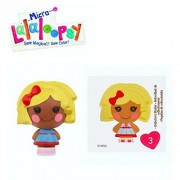 Lalaloopsy (TM) - Micro World - Surprise Pack Series 2 - Muñeca 3