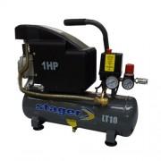 Compresor de aer Stager HM1010K, 230 V, 0.75 kW, 126 l/min, 8 bar, 6 l