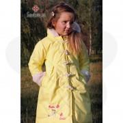 Žuta jakna za devojčice