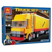 Truck CAR - Building Blocks 362 Pcs Set Compatible with Lego parts Best Toy Great Gift!