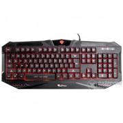 Tastatura gamer Natec Genesis RX39 angol USB, negru