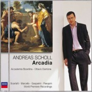 Andreas Scholl - Arcadia (0028947029625) (1 CD)