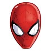 Pókember álarc (6 db-os)