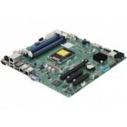 SERVER MB C222 S1150 MATX/BLK MBD-X10SLL-F-B SUPERMICRO