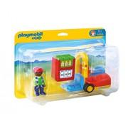 Playmobil - 6959 - Chariot lvateur