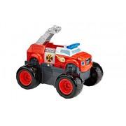 Auto Mattel Auto pompieri trasformabile DRY93