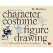 Character Costume Figure Drawing by Tan Huaixiang