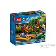 LEGO® City Set de jungla pentru incepatori 60157