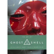 Titan The Art of Ghost in the Shell