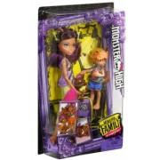 Monster High Family Clawdeen Wolf FCV81