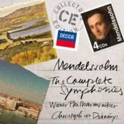F. Mendelssohn-Bartholdy - Complete Symphonies (0028947823667) (4 CD)
