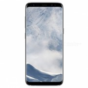 """Samsung Galaxy S8 5.8"""" SIM telefono SIM con 4 GB de RAM + 64 GB ROM - Plata"""