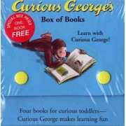 Curious George Boxed Board Set by Rey