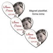 Magneti Plastifiati Forma Inima
