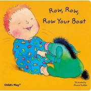 Row, Row, Row Your Boat by Annie Kubler