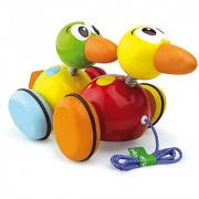 Vilac Pull Toy Two Waddle Ducks