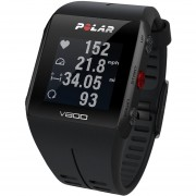 Reloj Deportivo Polar V800 GPS Ritmo Cardiaco- Negro