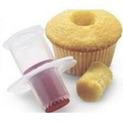 Muffin lyukasztó cupcake