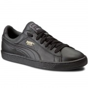 Сникърси PUMA - Basket Classic Lfs 354367 19 Black/Team Gold