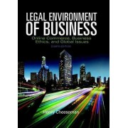 Legal Environment of Business by Henry R Cheeseman