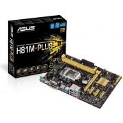 Matična ploča Asus H81M-Plus, s1150, mATX