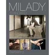 Milady Standard Barbering by Milady