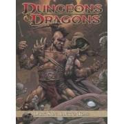 Dungeons & Dragons: Dark Sun - Lanto's Tomb by Peter Burgting