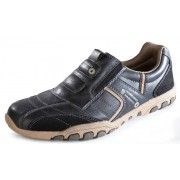 Slipper mit Textilfutter, Farbe schwarz, Gr.40
