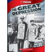 The Great Depression by Melissa McDaniel