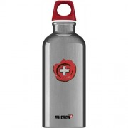 SIGG Drinkfles Swiss Quality zilver 0.4L