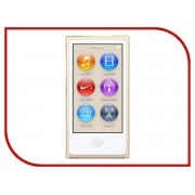 Плеер APPLE iPod Nano - 16Gb Gold MKMX2RU/A