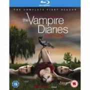 The Vampire Diaries Season 1 Blu-ray Pamiętniki Wampirów