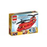 LEGO Creator - Helicóptero rojo de transporte (31003)