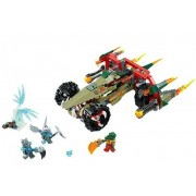 Lego Legends Of Chima - 70135 - Cragger's Fire Striker