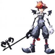 Kingdom Hearts 2 Square-Enix Disney Play Arts Action Figure-Sora Halloween Town