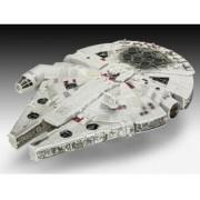 Star Wars Episode VII EasyKit Model Kit Millennium Falcon 37 cm Revell