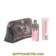 Thierry Mugler комплект Womanity W Set - edp 50 ml + b/lot 100 ml + pouch