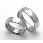Snubní ocelové prsteny ZERO Collection rz16000+rz16000