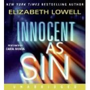 Innocent As Sin Unabridged by Elizabeth Lowell