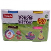 Funskool Fun Doh Double Decker
