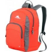 High Sierra Impact Backpack(Grey, Red)