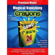 MMS Magical Vanishing Crayons by Premium Magic Trick