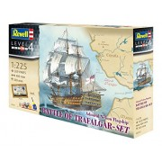 Revell 05767 - Set regalo Battle of Trafalgar in scala 1: 225