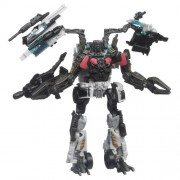 Transformers Dark of the Moon Mechtech Deluxe Class Autobot Armor Topspin Figure